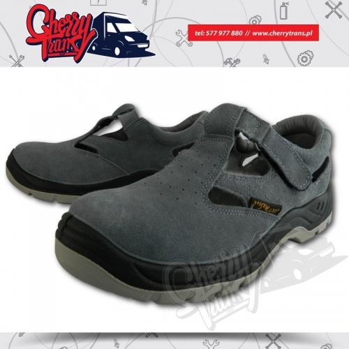 Sandały ochronne z metalowym podnoskiem - BSLight