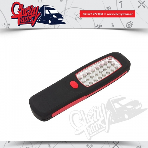 Latarka 24LED MAGNES - idealna dla kierowcy - Wysoka jakość!