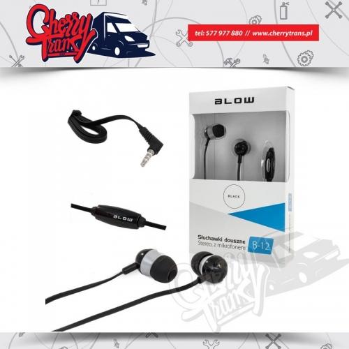 Słuchawki GSM BLOW B-101 douszne - jack 3,5 (do telefonu)