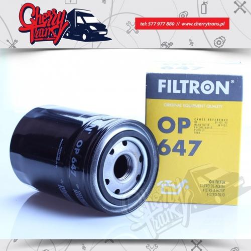 ZESTAW C330 Olej Petro-Canada 15w40 + Filtr Oleju Filtron OP647