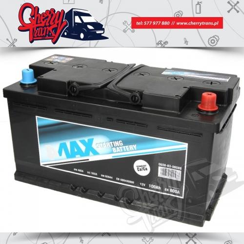 AKUMULATOR 4MAX 100Ah/880A