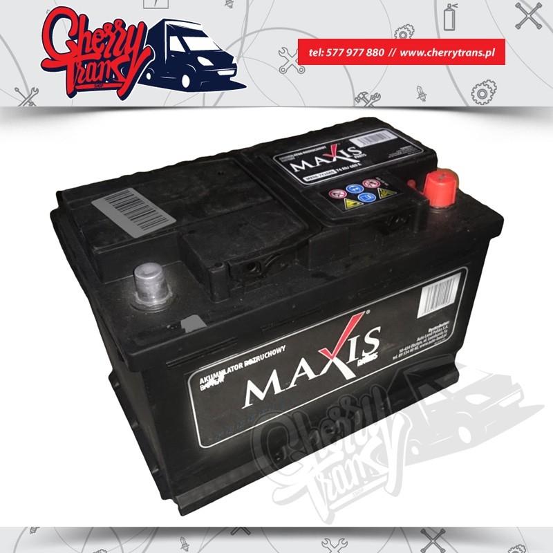 AKUMULATOR MAXIS 45AH/400A
