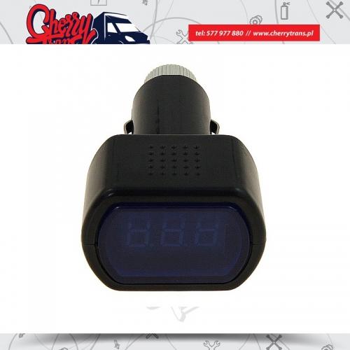 TESTER AKUMULATORA 12/24V Z LCD